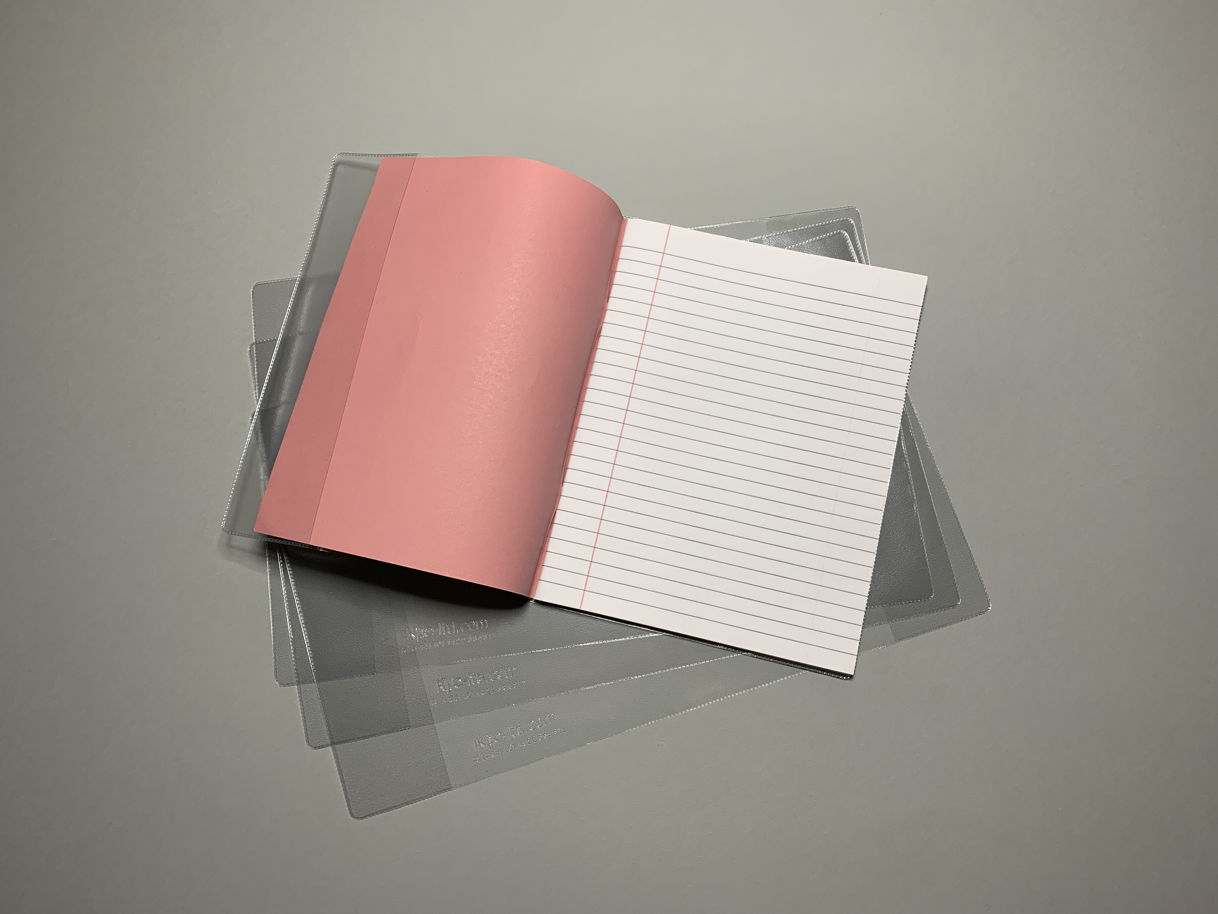 Exercise Book Covers